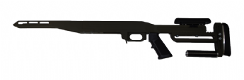 Britannia Rails Chassis Remington 700 SA